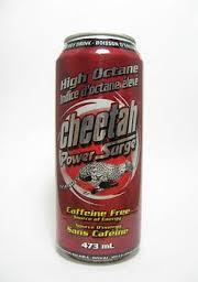 12 Case of Cheetah Energy Drink
