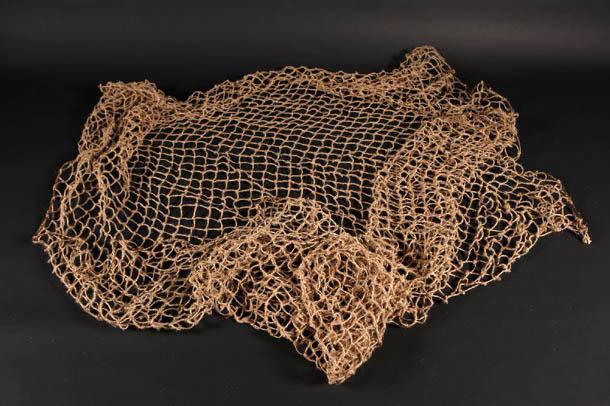 Captain Hendrick Goosen's Trawling Net