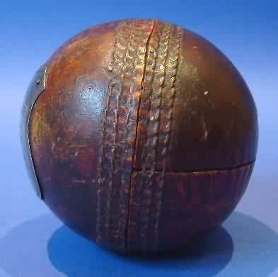 Bernard Bosanquet's Cricket Ball