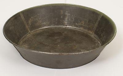 Tin Pan from the Klondike Gold Rush