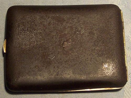 Rod Serling's Cigarette Case