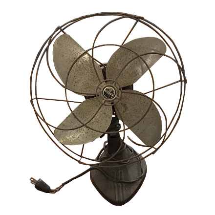 Meyer Lansky's Desk Fan