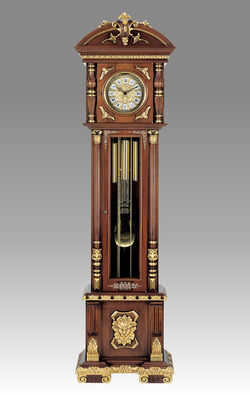 James M. Barrie's Grandfather Clock.jpg