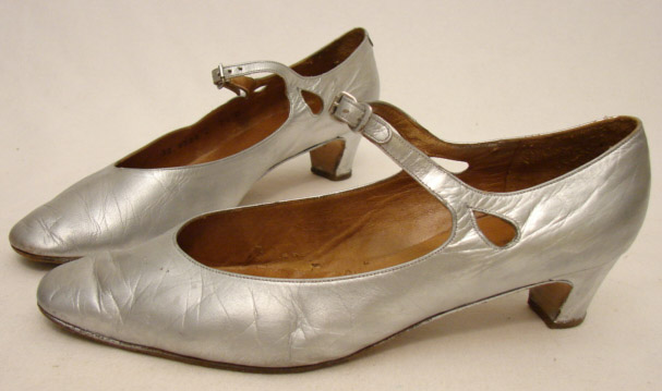 Dorothy's Silver Shoes