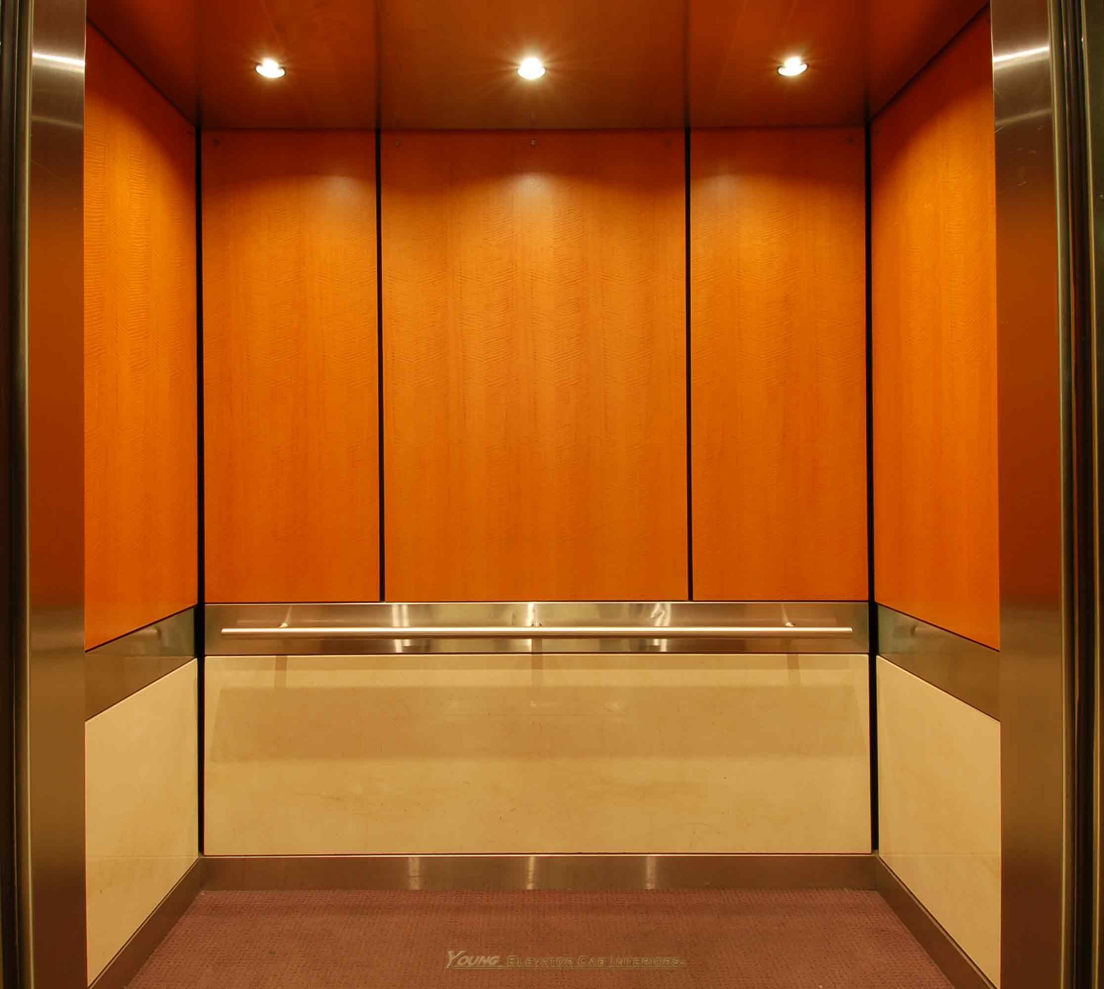 Insanity-Inducing Elevator