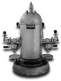 Angelo Moriondo's Espresso Machine