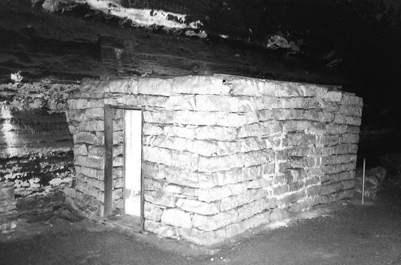 John Croghan's Limestone Brick