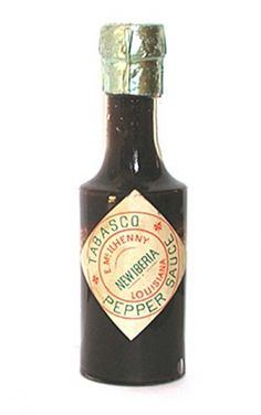 Edmund Mcllhenny's Hot Sauce