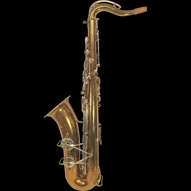 Norman Collins' Saxophone
