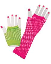 Original Just Dance Neon Gloves