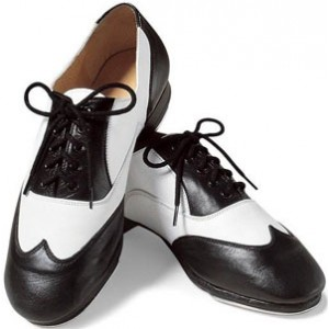 Eddie Brown's Tap Shoes