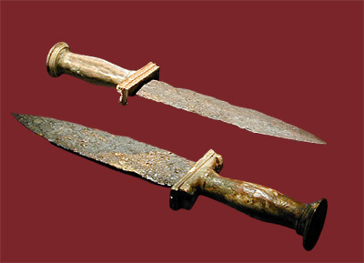 23 Blades from the Assassination of Julius Caesar