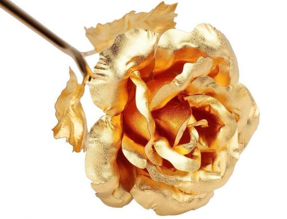 Alexander Parkes' Electroplated Rose