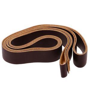 Terri-Jean Bedford's Leather Bondage Straps