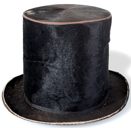 Abraham Lincoln's Stovepipe Hat