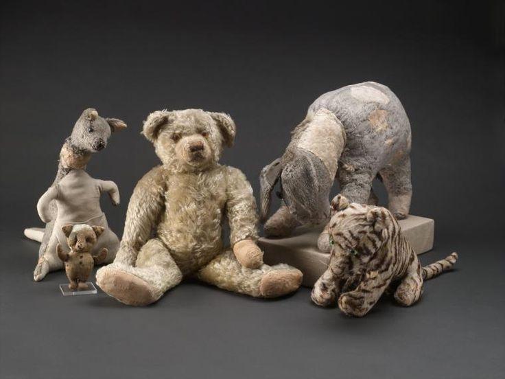 Christopher Robin Milne's Toys