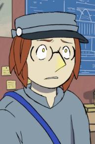Bird's Postal Hat