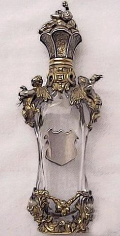 Patrick Suskind's Bottle of Perfume