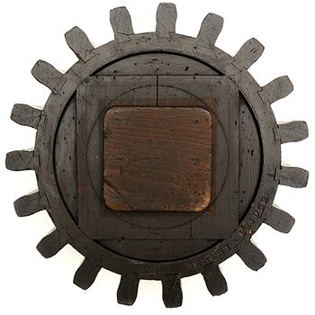 Charles Babbage's Gears