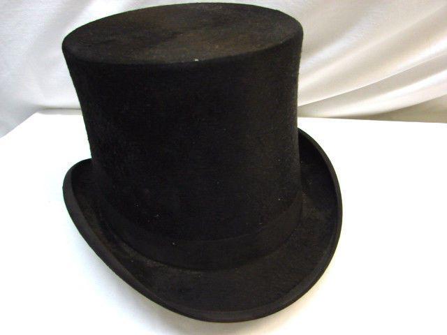 Alexander Morison's Top Hat