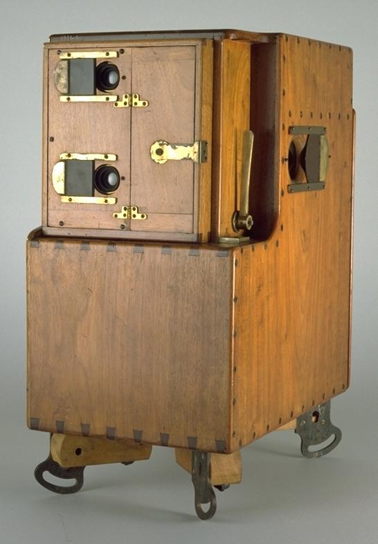 Louis Le Prince's Camera