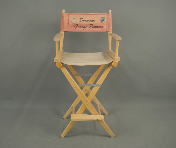 George Romero's Director's Chair