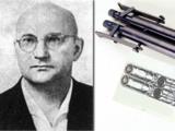 Bohdan Stashynsky's Gas Gun