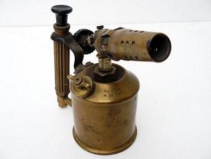 Max Sievert Brass Blow Torch