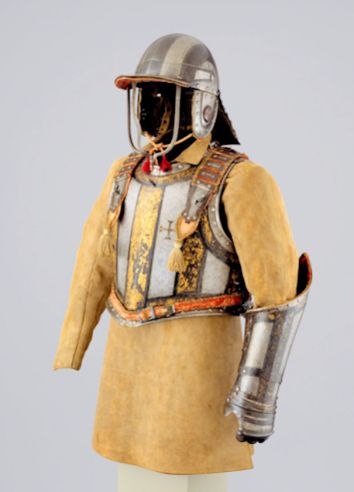 George Joyce's Uniform