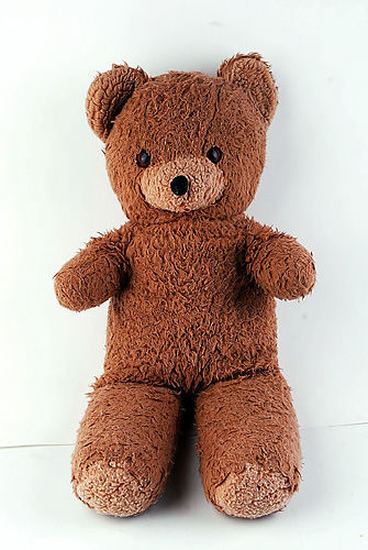Billy Hodgson's Teddy Bear