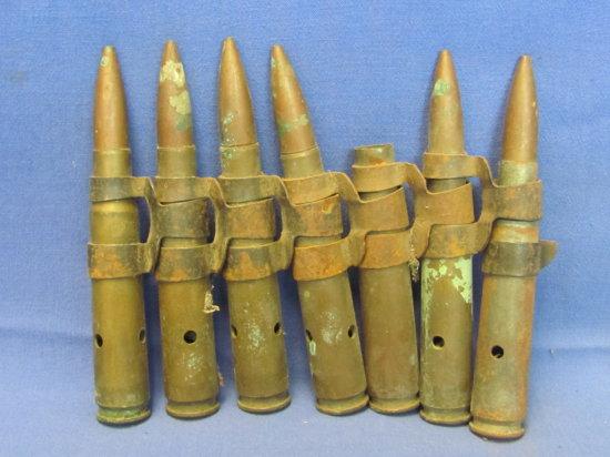 Chesty Puller's Bullet Shells