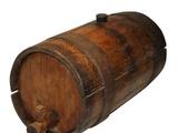 Silver Cross Tavern Barrels