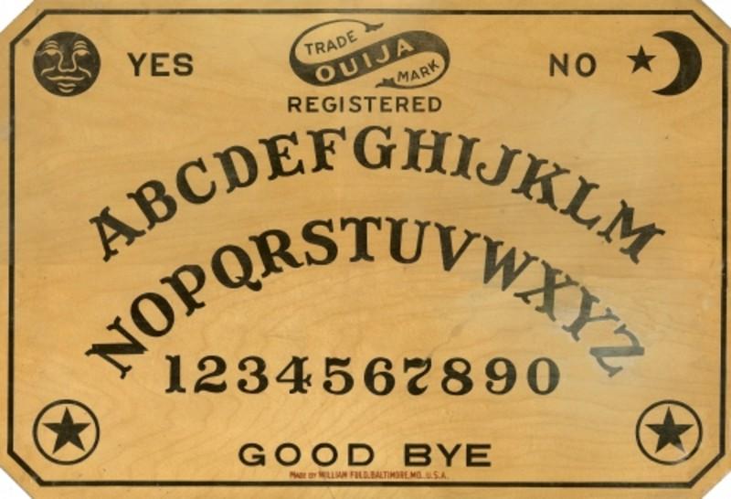 El Cerrito Ouija Board