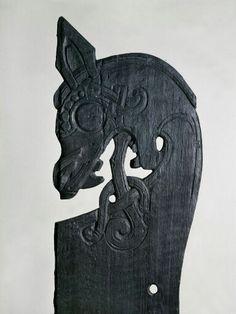 Bow of Leif Ericson's Ship