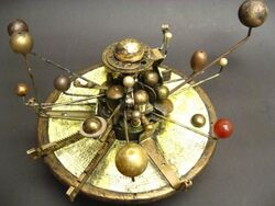 Johannes Kepler's Planetary Models.jpg