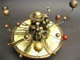 Johannes Kepler's Planetary Model
