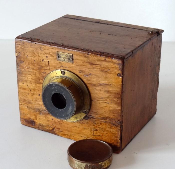 Aung San's Pinhole Camera