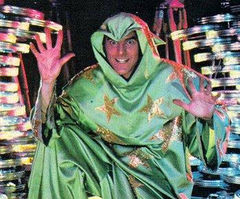 Mike Jittlov's Wizard Robe