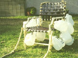 Larry Walters' Lawn Chair