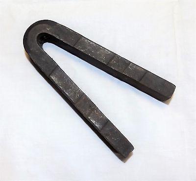 Michael Faraday's Horseshoe Magnets