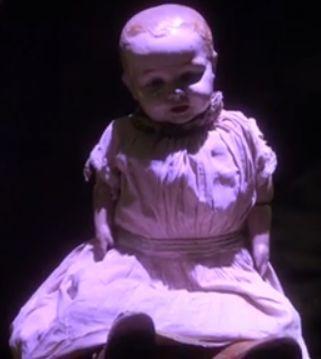 Renee Shin-Yi Chen's Porcelain Baby Doll