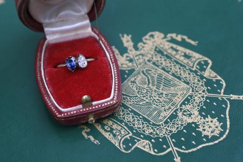 Joséphine de Beauharnais' Engagement Ring