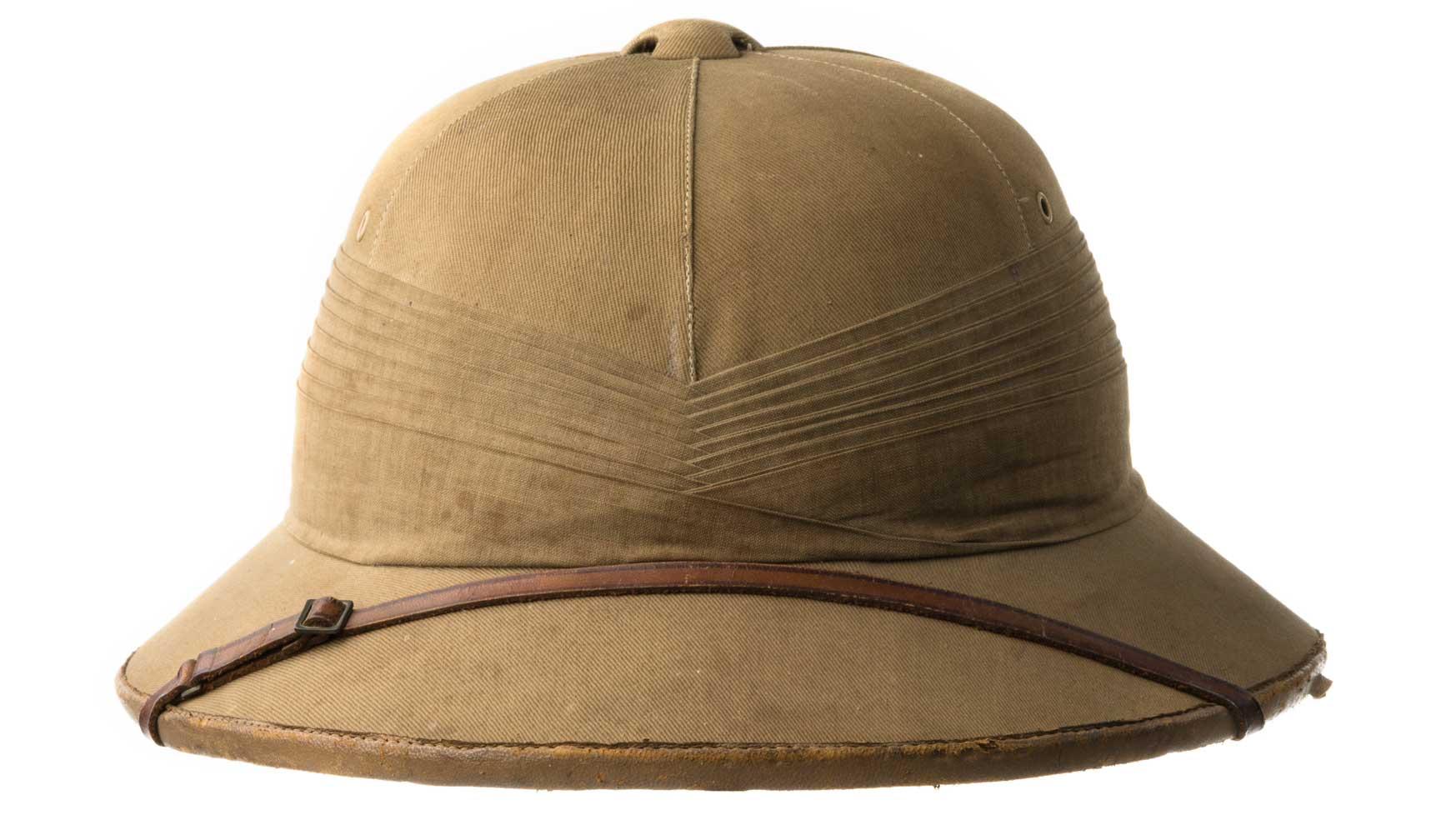 Robert Ripley's Safari Hat