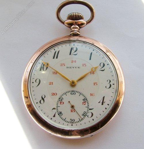 Frans Michel Penning's Watch