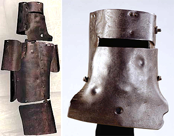 Ned Kelly's Plate Armor
