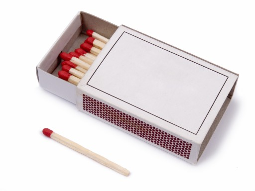 Little Match Girl's Box of Matches
