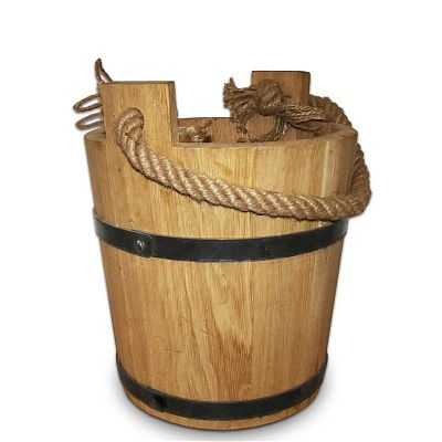 Frank L. Baum's Water Bucket