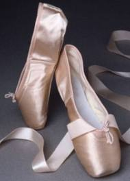 Antonietta Dell'Era's Ballet Slippers