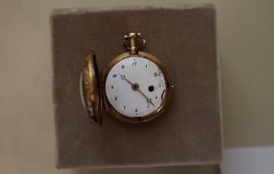 Napoleon Bonaparte's Pocket Watch