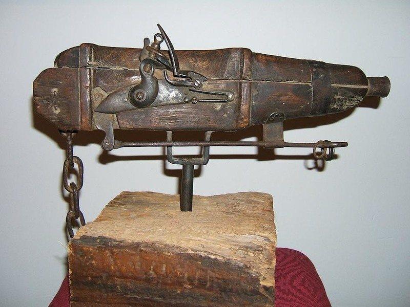 Body Snatcher Cemetery Gun